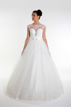 robe de mariée - sublime france - princesse - sara face-9