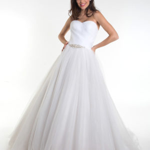 robe de mariée - sublime france - princesse - williana -face-97